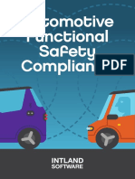 Automotive Functional Safety Compliance Intland Software