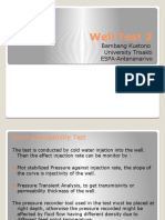 Well Test 2