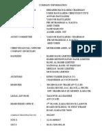 COMPANY  INFORMATION-psl - Copy.doc