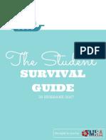UQMSA Survival Guide 2017