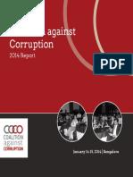 Coalition against Corruption