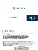 AP_Physics_B_-_Fluid_Dynamics.ppt