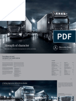 Actros and Antos Brochure