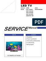 Samsung UEF5000A шасси U85B U85C.pdf