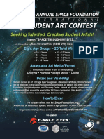 ArtContest Flyer