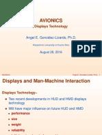 Avionics Displays Technology