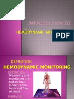 Hemoldynamic monitoring.ppt