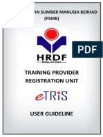 Training Provider General Guideline (3)