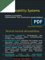 6. Accountability System