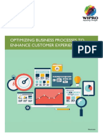 Optimizing Business Processes to Enhance Customer Exp