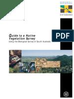 Vegetation Survey Manual
