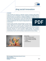 EU Understanding Social Innovation