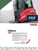 ME - Brochure range - FR