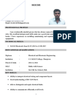 2 PAGE RESUME (2)