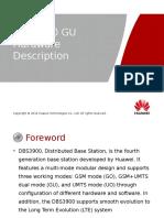 OMB021400 DBS3900 GU V100R002 Hardware Description ISSUE 1.01