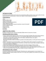 Manual Zombie Survival Español