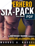 Superhero Six-Pack the Complet - Markus A