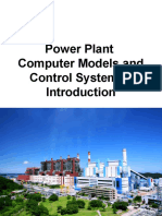 Power Plant Computer Models and Operating Systems