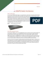 Cisco Nexus 3064PQ Switch Architecture