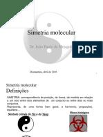 Aula - Simetria Molecular 2016