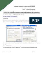 Manual de Migración Con Profwiz