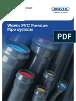 Technical Guide Wavin PVC Pressure Pipe Systems