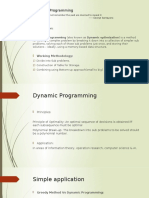 Dynamic Promming