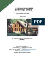 Log Homes Construction Manual1