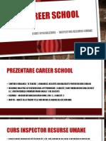 Career School