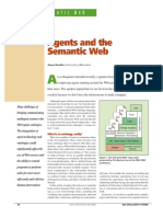 Agent Semantic Web Week7
