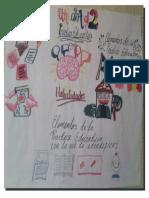 1-cuadro de la practica docente y educativa  ideas previas