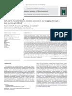 Salt-marsh Characterization, Zonation Assessment and Mapping Through a Dual-wavelength LiDAR