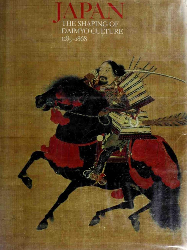 Miho kaneko 1 137 images quotes - Iaf6h Japan The Shaping Of Daimyo Culture 11851868 Pdf Shogun Feudal Japan