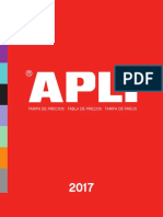 Catalogo Apli General 2017