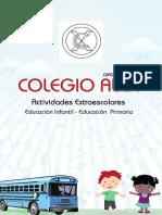 Extraescolares Colegio Alca