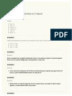 Ejercicios sobre la división de números decimales entre números naturales