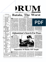 The Forum Gazette Vol. 4 No. 4 March 1-14, 1989