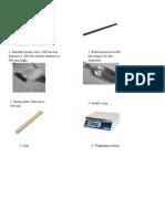 Slump Test Material Apparatus