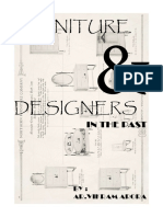 Final Furniture Notes
