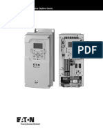 PowerXL DG1 Option Card Manual_MN040007EN