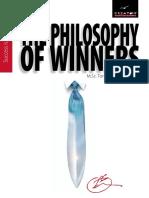 The Philosophy of Winners 160311120011
