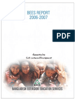 Annual Report 2006-2007 of Bangladesh Extension Education Services (BEES)