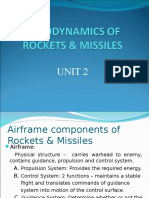 UNIT 2_3 Rocket and Missiles
