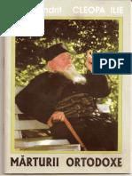 Cleopa Ilie - Marturii Ortodoxe.pdf