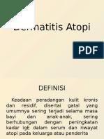 PPT Dermatitis atopi