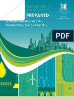 Economic Development in a Transforming Energy Economy