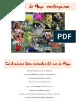 Boletín de Mayo Escribeya