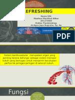 Refreshing Fisiologi Kardiovaskular Riadhus