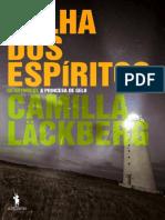 Camilla Lackberg - Fjallbacka 07 - A Ilha Dos Espíritos