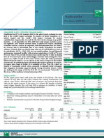 IPO Note BSE Ltd-Subscribe BNP